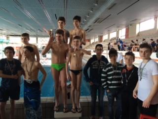 Finale Provinciale CSS di Nuoto 1° grado