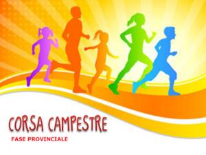 Finale Provinciale Corsa Campestre - Campionati Studenteschi 2019/2020